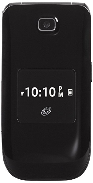 Alcatel Big Easy Flip, Double Minutes Cell Phone (TRACFONE)