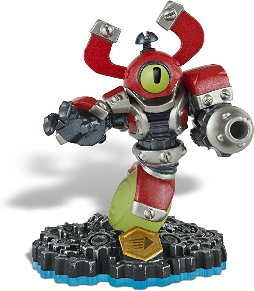 Skylanders SWAP Force: Magna Charge Character (SWAP-able)