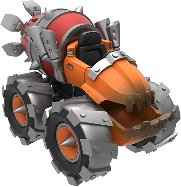 Skylanders SuperChargers: Vehicle Thump Truck Character Pack