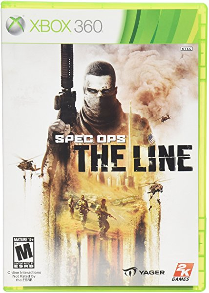 Take Two Interactive Spec Ops: The Line - Xbox 360