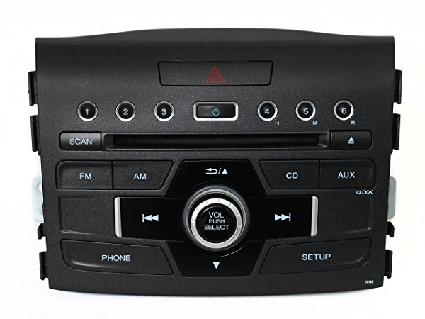 2012-2014 Honda CR-V AM FM Radio mp3 CD 6 Speaker Panasonic PN 39100-T0A-A120-M1