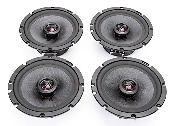 2006-2009 Volkswagen Rabbit Elite Series Complete Vehicle Speaker Package Upgrade by Skar Audio