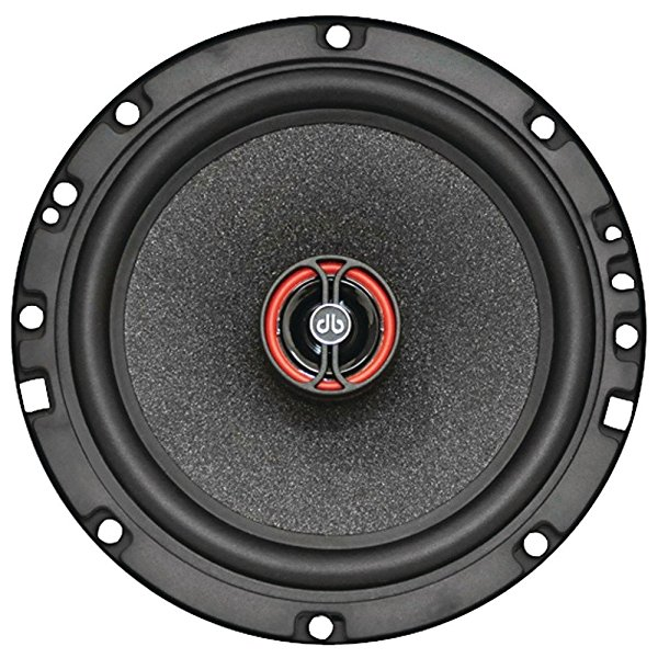 Db Drive S3 60s Speakers, Coaxial Shallow Mount