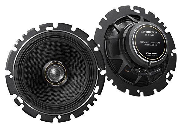 carrozzeria (Pioneer) 16cm Coaxial 2Way Speaker TS-C1630 Japan Domestic genuine products