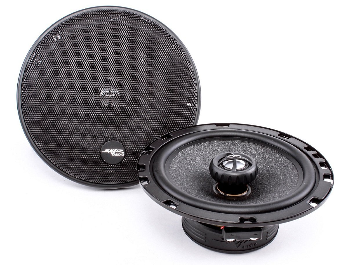 2005-2009 Subaru Legacy W/O Climate Cont Front Door 6.5' 200 Watt Replacement Upgrade Speakers by Skar Audio