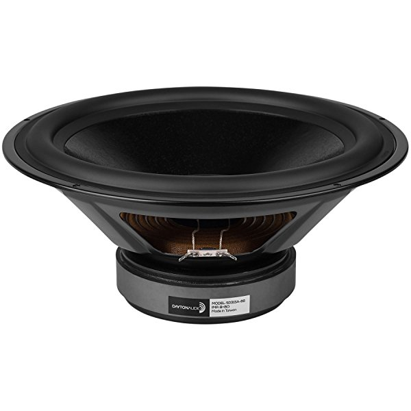 Dayton Audio SD315A-88 12' DVC Subwoofer