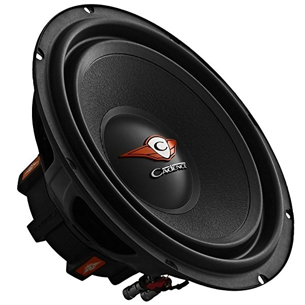 Cadence Acoustics S1W15D2.v2 2 Ohm 1200W 15' Subwoofer