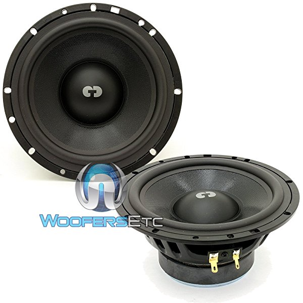 CL-6MSub - CDT Audio 6.5' 70W RMS Mid-Range Mid-Bass Woofers