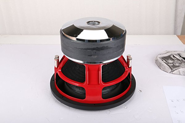 US Acoustics BRAD 12-Inch 1500 RMS Dual 2 Ohm Competition SPL Subwoofer 3000W MAX with 4-Inch VC