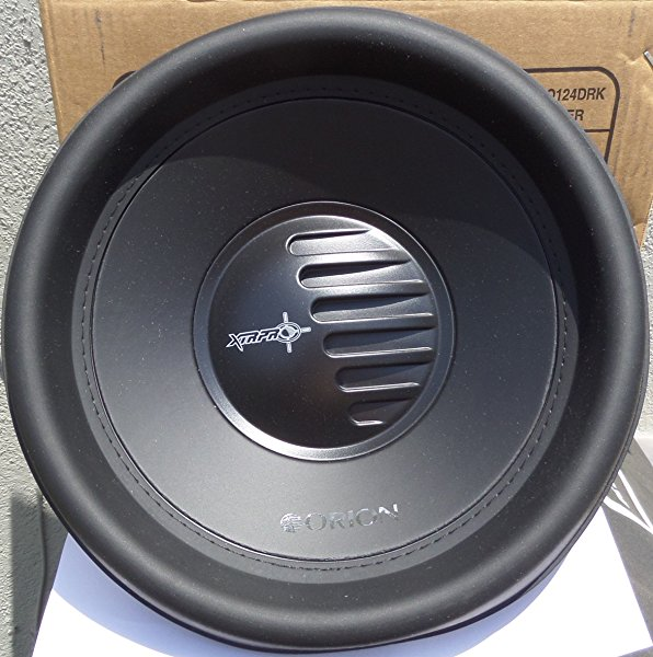 Orion XTRPRO122DRK XTR Pro 12 Inch Dual 2 Ohm Complete Subwoofer Recone and Voice Coil Kit for XTRPRO122D