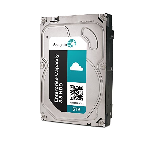 Seagate ST5000NM0024 3.5 Inch 5TB SATA 6Gb/s 7.2K RPM 128M Makara Lite Internal Enterprise HDD