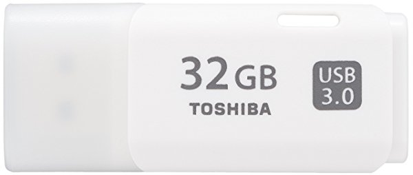 Toshiba TransMemory 32GB 32GB USB 3.0 White USB flash drive