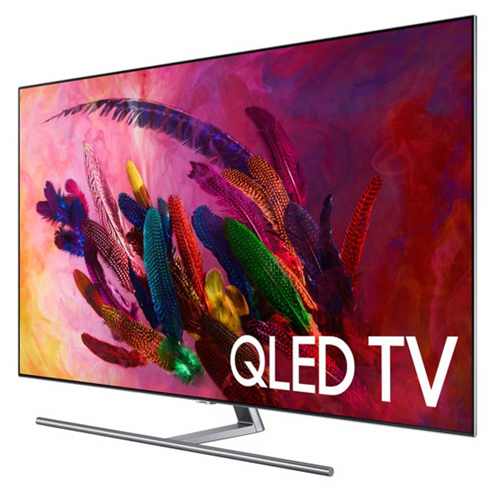 Samsung 75' Q7FN QLED Smart 4K UHD TV 2018 Model (QN75Q7FNAFXZA) with 1 Year Extended Warranty